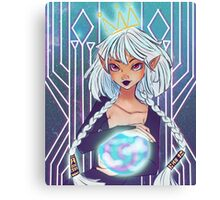 Elf Goddess Canvas Print