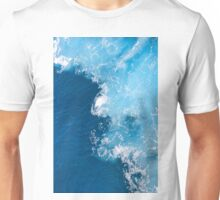 Aegean Blues Unisex T-Shirt