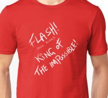 Flash- Queen Unisex T-Shirt