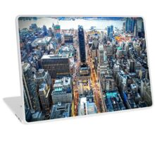 Downtown Laptop Skin