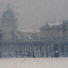 Greenwich Naval College by Karen Martin