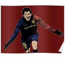 Messi | FC Barcelona Poster