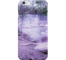 Amethyst Waters iPhone Case/Skin