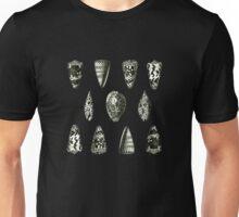 Vintage Seashells Unisex T-Shirt