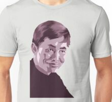 Hikaru Sulu from Star Trek TOS (transparent background) Unisex T-Shirt