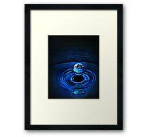 Dragon Tears: Framed Print