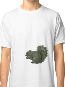 Nutty Squirrel Showdown Classic T-Shirt