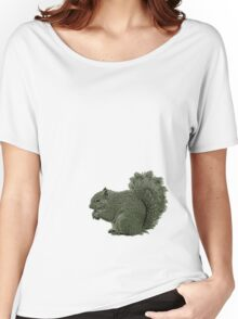 Nutty Squirrel Showdown Women's Relaxed Fit T-Shirt