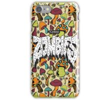 FBZ white on Shooms  iPhone Case/Skin