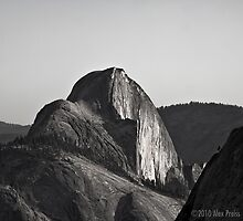 Half Dome View From Olmsted Point by Alex Preiss