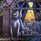 STARLIGHT STARBRIGHT CAT  by Larry Butterworth