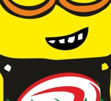 INTERNATIONAL RUGBY WORLD CUP 2015 MINIONS GRU, ENGLAND ENGLISH Sticker
