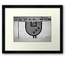 OnePhotoPerDay Series: 351 by L. Framed Print