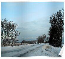 WinterLandScape Poster