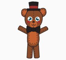 Toy Freddy Sticker by XGamerNetworkX