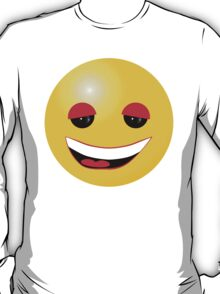 Drunk Smiley T-Shirt