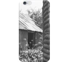 The old dairy iPhone Case/Skin