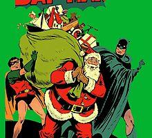 Batman Santa Claus by Purnama80