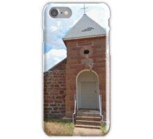 Old Cuervo Church iPhone Case/Skin