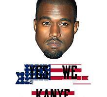 Yes We Kanye 2 by rordanjoe