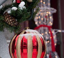 Christmas Balls by Wanda Dumas