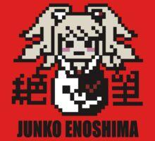 Junko Enoshima Pixel by LJAIII