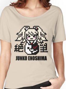 Junko Enoshima Pixel Women's Relaxed Fit T-Shirt