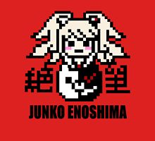 Junko Enoshima Pixel Unisex T-Shirt