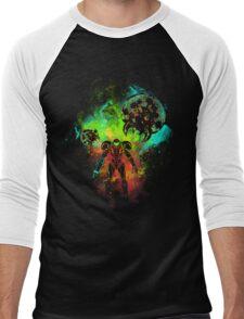 Bounty Hunter of Space Men's Baseball ¾ T-Shirt