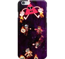 Gravity Dolls - Angry iPhone Case/Skin