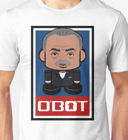 Sharpton Politico'bot Toy Robot 2.0 Unisex T-Shirt