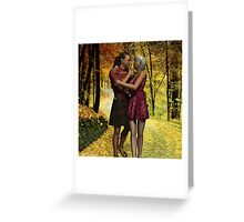 """I love you..."" Greeting Card"