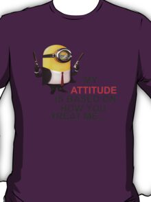 Minion Hitman T-Shirt