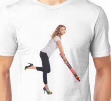 Crayon Taylor Swift Unisex T-Shirt
