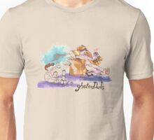 GhettoDads - Beer Dad Unisex T-Shirt