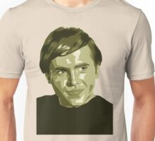Pavel Chekov from Star Trek TOS (with transparent background) Unisex T-Shirt