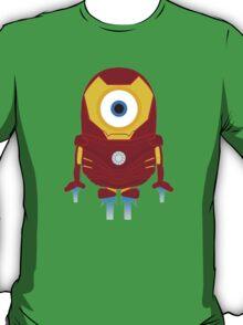 Minion Iron Man Funny T-Shirt