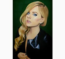 """Avril Lavigne"" Oil Painting  Unisex T-Shirt"