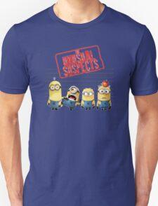 Minion The Unusual Suspects Stuart Dave T-Shirt