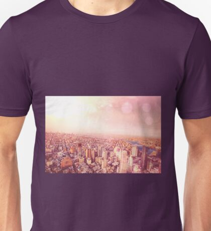 New York City Skyline Unisex T-Shirt