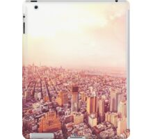 New York City Skyline iPad Case/Skin