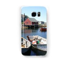 Peggy's Cove, Nova Scotia Samsung Galaxy Case/Skin