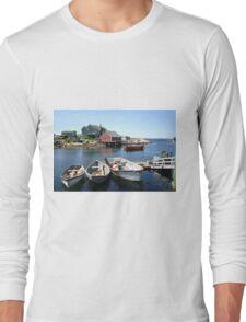 Peggy's Cove, Nova Scotia Long Sleeve T-Shirt