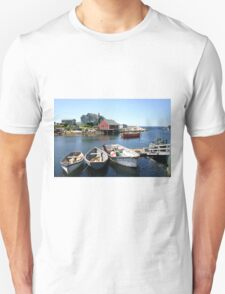Peggy's Cove, Nova Scotia Unisex T-Shirt
