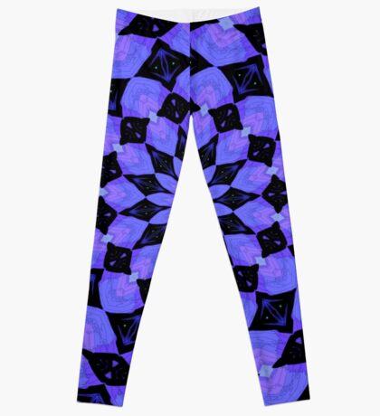 Lavender Kaleidoscope Leggings