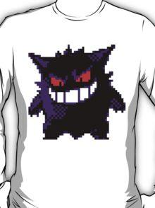 Retro Gengar 16-Bit T-Shirt