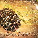 My Holiday Greeting For You by CarolM
