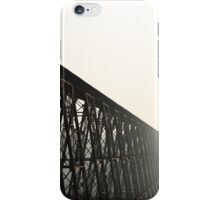 Lethbridge High Level Bridge iPhone Case/Skin