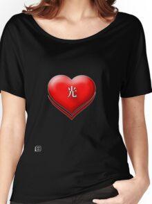 Love & Light 4 Women's Relaxed Fit T-Shirt