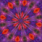 Play of Light Kaleidoscope by Sarah Curtiss